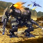 War Robot Blitz Combat Icon