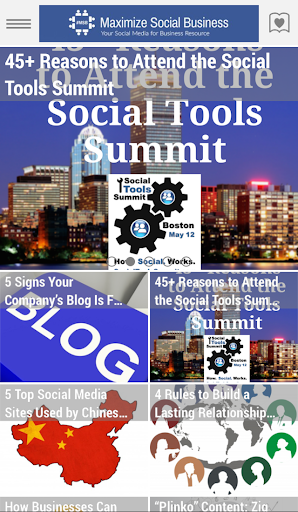 MSB Maximize Social Business
