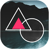 Geometry Shapes Photo Editor