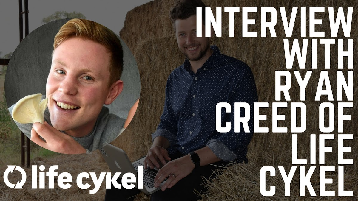 Interview with Ryan Creed of Life Cykel