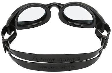 Aqua Sphere Kaiman Goggles - Black with Clear Lens alternate image 2