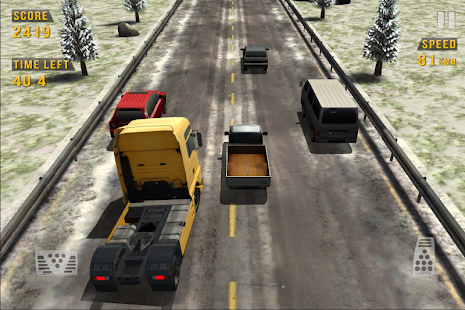 Traffic Racer Screenshot