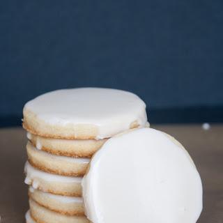 Classic Glazed Sugar Cookies