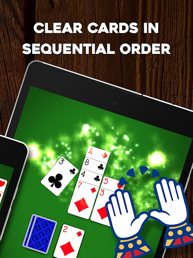 Crown Solitaire: A New Puzzle Solitaire Card Game 1.6.1.1654 screenshots 7