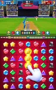 Cricket Rivals – New Cricket Match 3 Puzzle Games 5