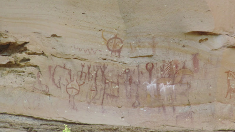 Photo: Westwater private property pictos