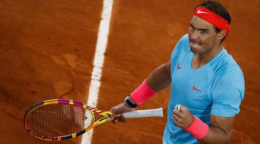 Nadal aplasta a Djokovic para reinar en Roland Garros por decimotercera vez