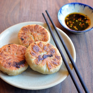 Panfried Chinese Pork Pie (Xian Bing)