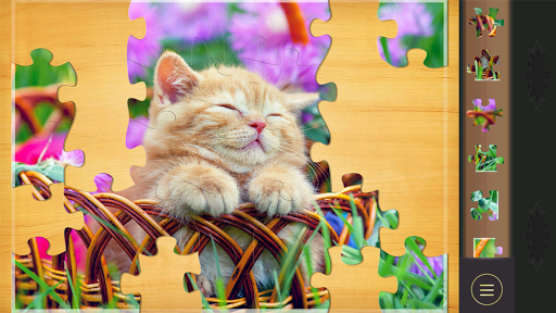 Magic Jigsaw Puzzles screenshots 12