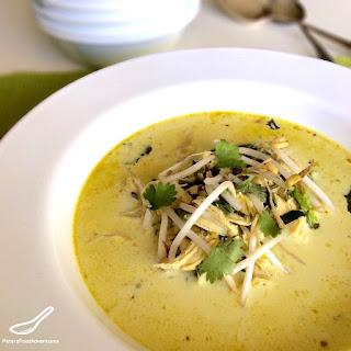 Thai Ground Chicken Soup Recipes