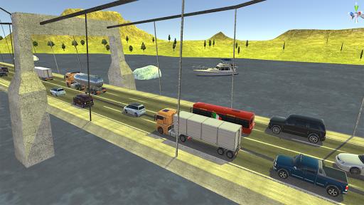 Heavy Traffic Racer: Speedy android2mod screenshots 4