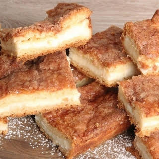 Sopapilla Cheesecake Bars.