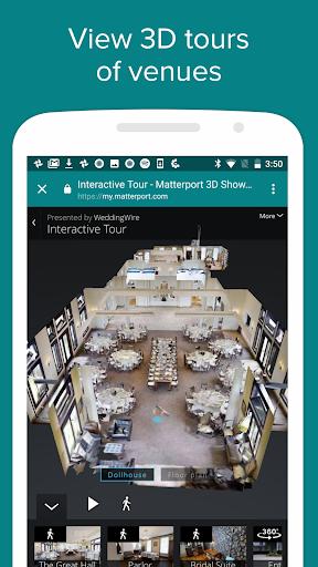Wedding Planner by WeddingWire - Venues, Checklist Screenshot