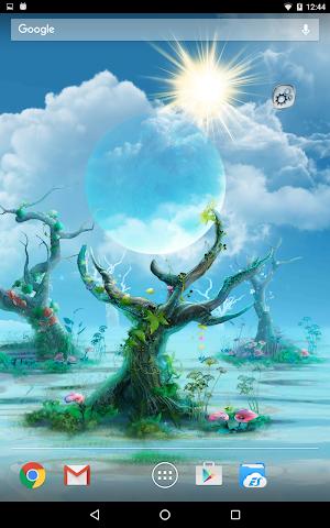 android Water world Lite Screenshot 0