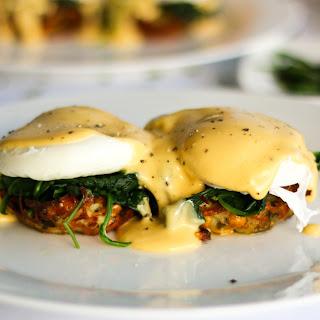 Dairy-Free Eggs Benedict