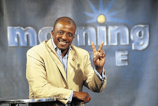 SABC TV 'Morning Live' presenter Vuyo Mbuli died suddenly in Bloemfontein at the weekend.