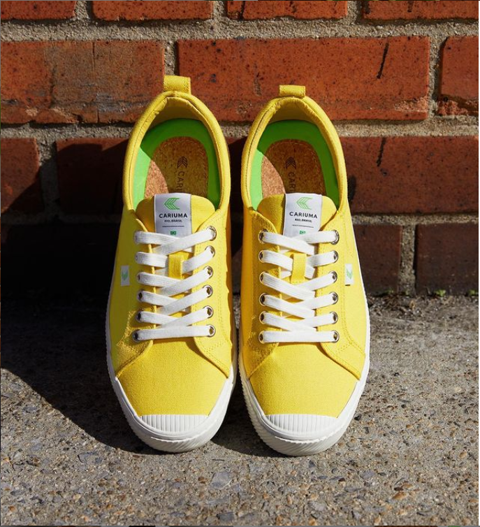 Sneakers sostenibili Cariuma