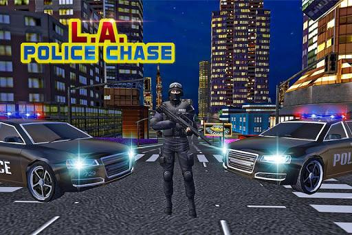 玩免費冒險APP|下載アメリカカリフォルニア州の警察の追跡 app不用錢|硬是要APP