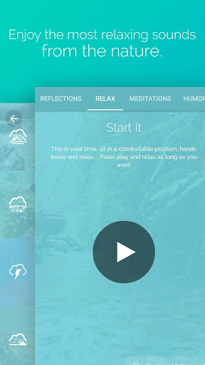 Zen – Relax and Meditations v2.0.10 [Subscribed]
