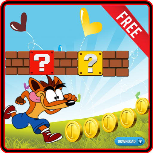 Super Fox Fast Jump Rush Coins