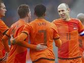 Robben en Martins Indi krijgen het met elkaar aan de stok op training
