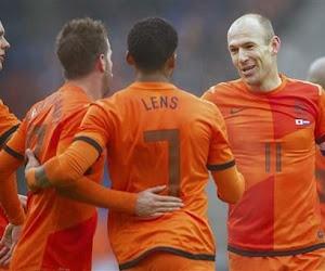 Les Pays-Bas crée la première sensation du Mondial