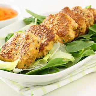 Thai Fish Cakes.