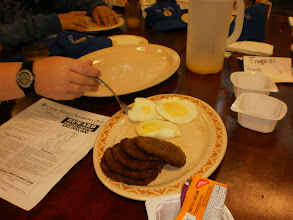 Photo: The makings for an Egg McMinsi.