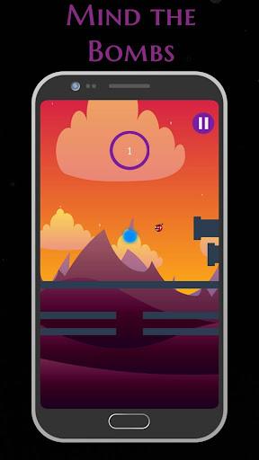 Rock Ball: Fall Down Ball Hop Tap Jumper screenshot 4