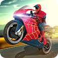 Spider Hero Bike Stunts: Trick Master apk