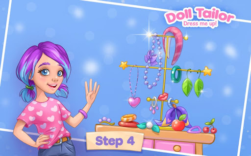 Fashion Dress up games for girls. Sewing clothes 4.0.7 screenshots 4