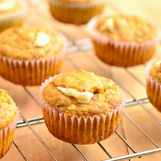 Suprise Pumpkin Muffins