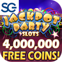 Jackpot Party Casino Slots: 777 Free Slot Machines icon