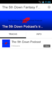The 5th Down Fantasy Football- screenshot thumbnail