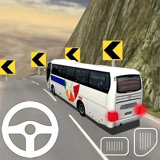 Bus Road Coach: Mountain Simulator