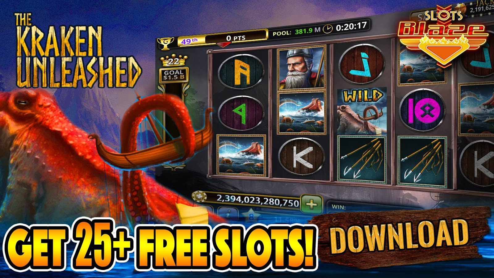 play slots for free with bonus