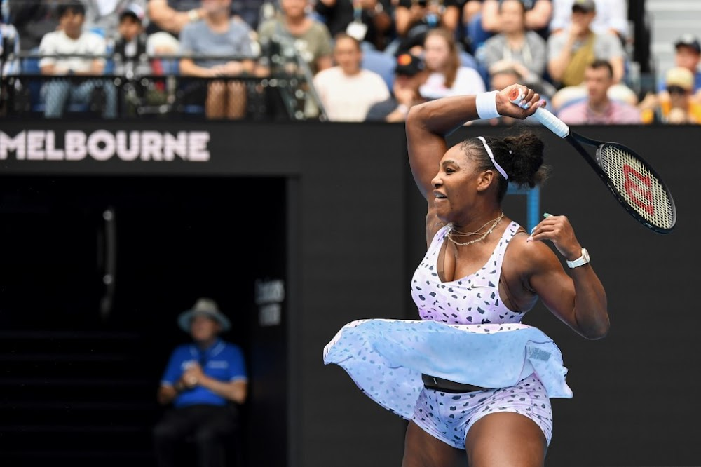 'I'm just Olympia's mom': Serena's history chase begins with quick win - TimesLIVE
