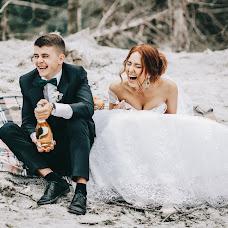 Wedding photographer Andrey Gelevey (Lisiy181929). Photo of 04.04.2018