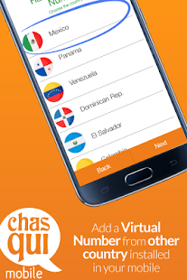 Chasqui Mobile- screenshot thumbnail