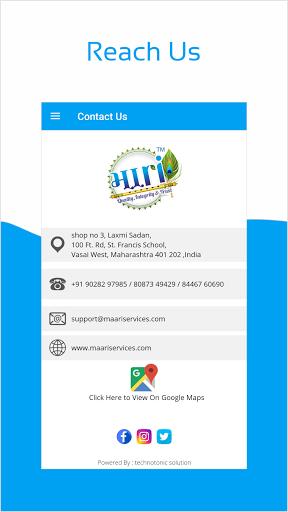 Maari Services - Online Milk Delivery App screenshot 8