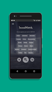 ImmaWatch: Discover Movies - náhled