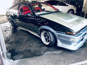 スプリンタートレノ AE86 昭和62年式GT-APEXのカスタム事例画像 F.F.R ざっくぅ(-Aさんの2019年07月28日18:11の投稿