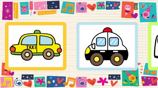 幼兒拼拼樂-交通工具