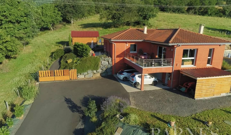 Villa avec terrasse Affoux