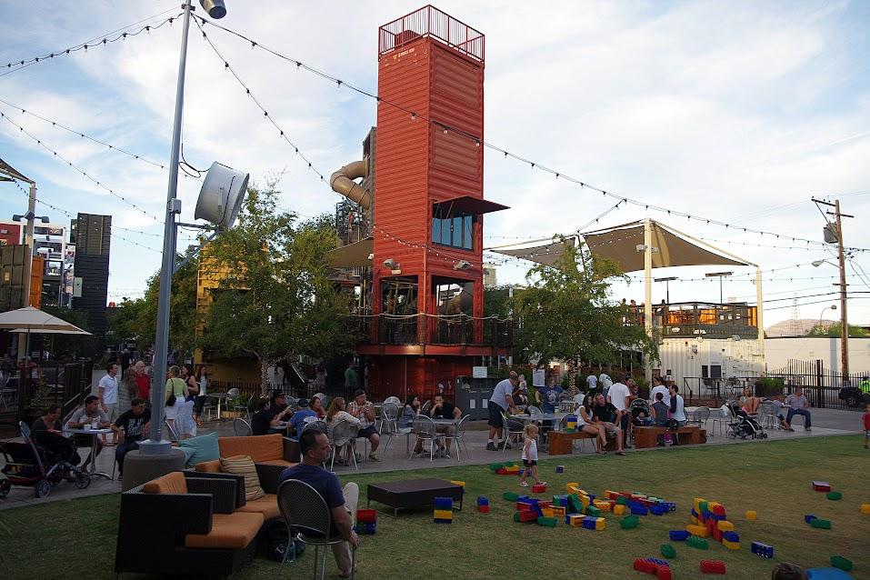 Las Vegas, Container Park