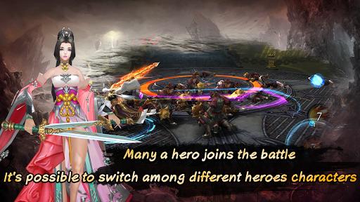 Legends of Throne (Dreamsky)  screenshots 2
