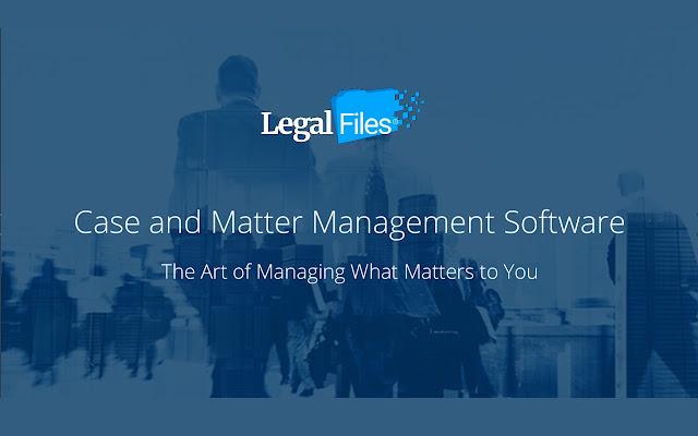 Legal Files Chrome Extension