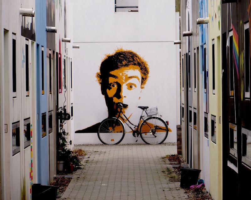 bici in bocca! di mariellaturlon