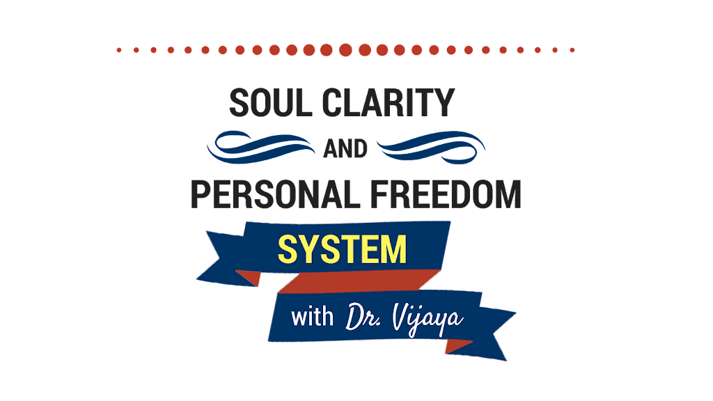 soul clarity and personal freedom system