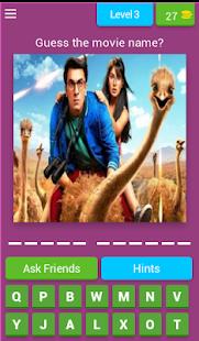 guessMovie.play - náhled